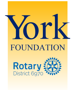 York Foundation logo